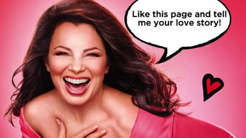 Fran Drescher will marry you and your same-sex partner