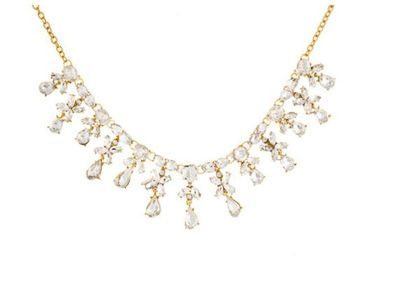 "<a href=""https://www.colettehayman.com.au/collections/jewellery/products/glam-stns-chain-nl-1"" target=""_blank"">Colette by Colette Hayman Glam Stones Chain Necklace, $19.99.</a>"