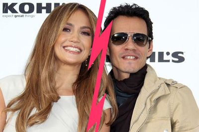Over seven years<b> Jennifer Lopez</b> and<b> Marc Anthony</b> have divorced based on a mutal decision to end their marriage.
