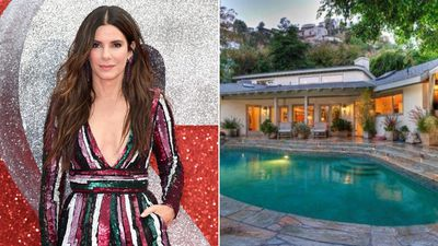 Sandra Bullock sells tranquil retreat just off Sunset Strip