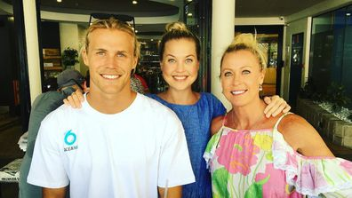 Jett Kenny has paid tribute to his late sister