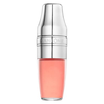 "<a href=""https://www.mecca.com.au/lancome/juicy-shaker/V-023583.html#q=peach%2Blipstick&start=1"" target=""_blank"">Lancome Juicy Shaker in Freedom of Peach, $38<br /> </a>"