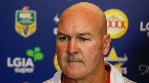 St George Illawarra Dragons coach Paul McGregor arrested for drink driving