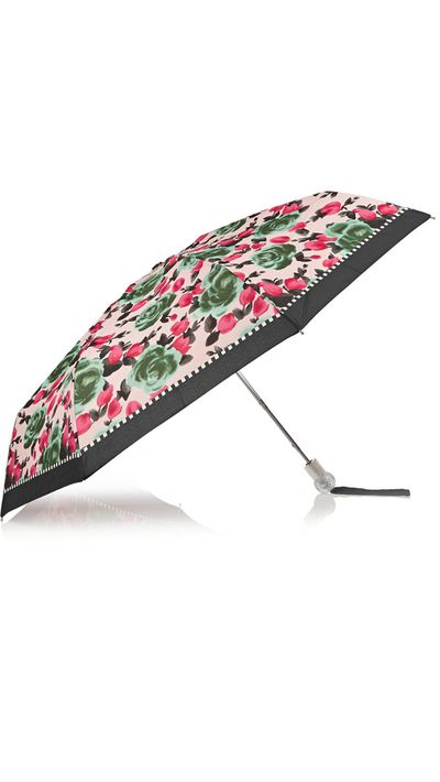 "<a href=""http://www.net-a-porter.com/product/505875/Marc_by_Marc_Jacobs/floral-print-umbrell""> Umbrella, $64.90, Marc by Marc Jacobs</a>"