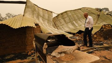 Royal commission to probe government response into bushfire disaster
