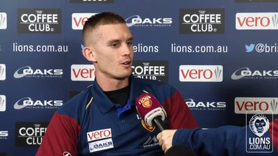 Brisbane's Dayne Beams stands down as Lions AFL captain over father's death