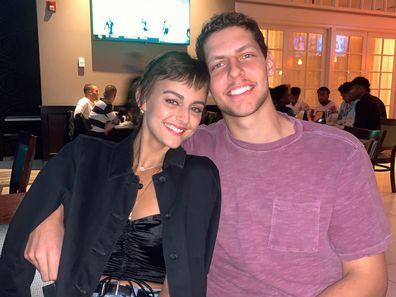 Molly Gorczyca and Ryan Smith