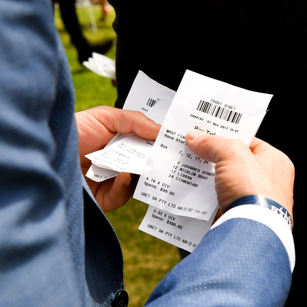 betting in melbourne cup