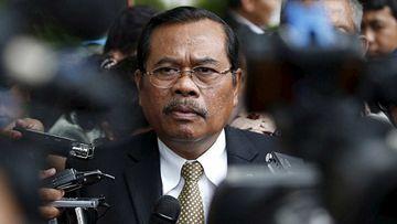 Indonesia's attorney general Muhammad Prasetyo. (Supplied)