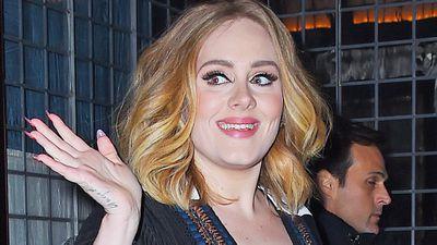 Hello again, Adele