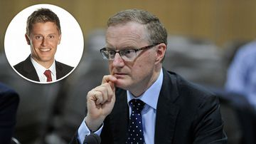 Joel Dry: RBA boss warns debt crisis could blow up