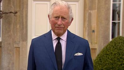 Prince Charles pays tribute to his father Prince Philip
