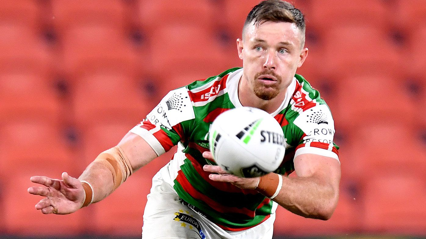 South Sydney star Damien Cook casts doubt over NRL's proposed Gladstone relocation solution