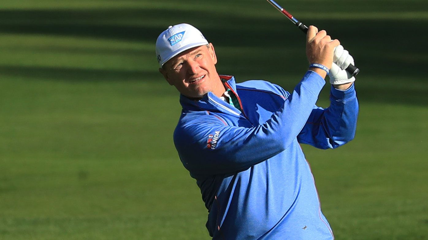 Ernie Els finalizes International Team for next month's Presidents Cup