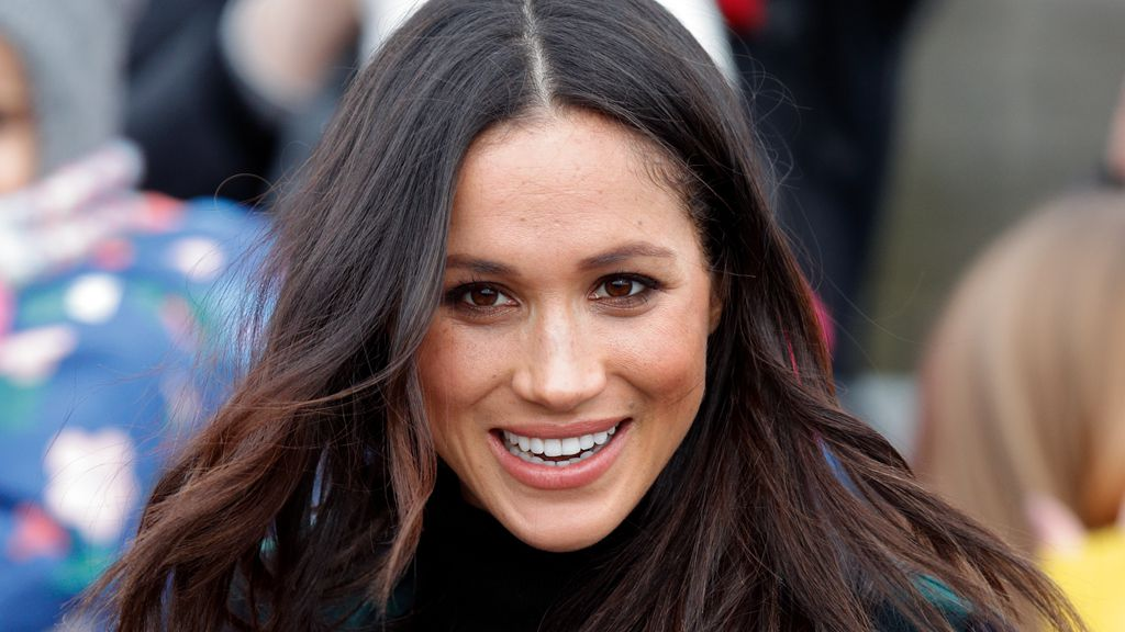 Meghan Markle's freckle rule