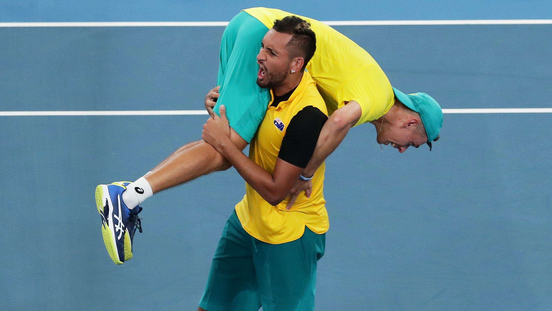 Australian Open: Alex de Minaur on the 'very misunderstood' Nick Kyrgios