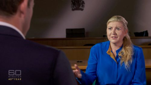 Magistrate Erin Kennedy says she has come across ice addicts who began using at the age of nine. (60 Minutes)