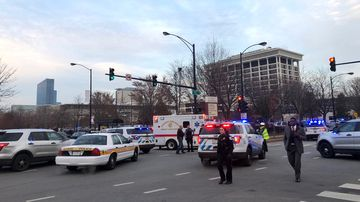 Chicago police and a SWAT team have responded to an active shooter at Mercy Hospital.