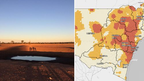 NSW drought: 'I never thought it would be possible to break so many men'