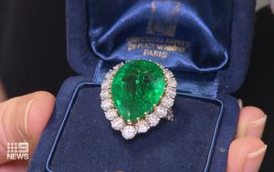 Sydney auction house reopens with Wakil Emerald bidding