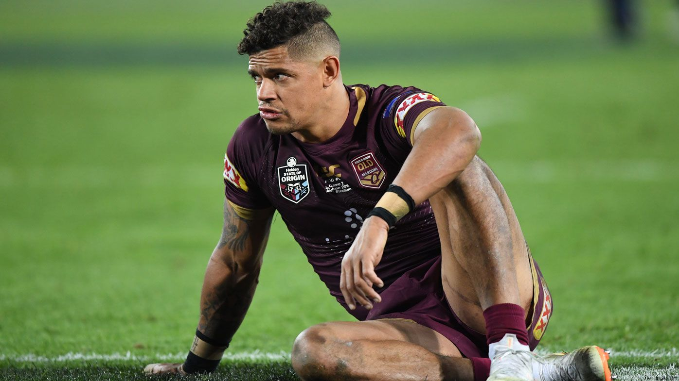 Controversial State of Origin II Dane Gagai 'no try' from every angle