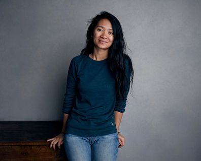 Chloe Zhao poses for a portrait during the Sundance Film Festival in Park City, Utah (Photo: January 2018)