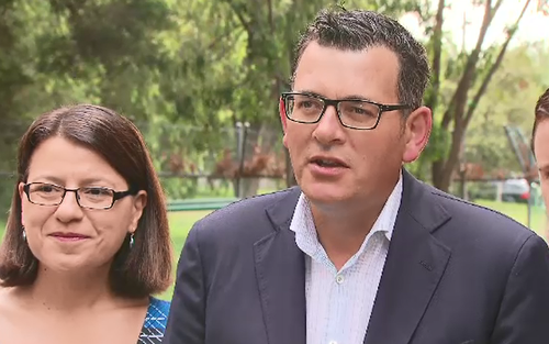 Andrew's was quick to say the outages are not caused by a lack of supply. (9NEWS)