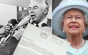 Whitlam dismissal kept from the Queen but monarch knew he was considering the option