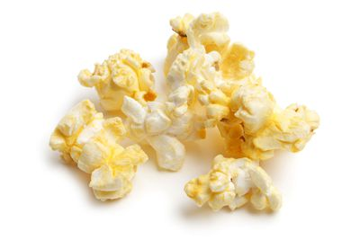 14. Buttered popcorn (2.64)