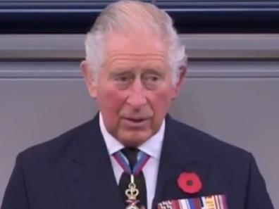 Prince Charles speech in Berlin, Germany