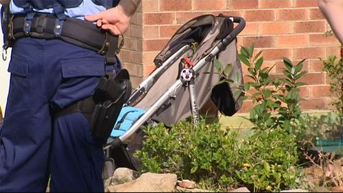 Baby boy in stable condition after being found next to dead mother's body