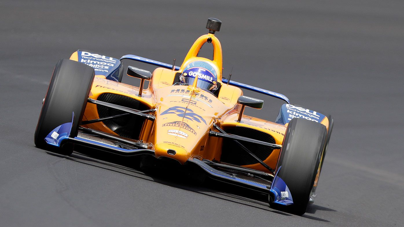 Fernando Alonso has failed to qualify for the Indy500.