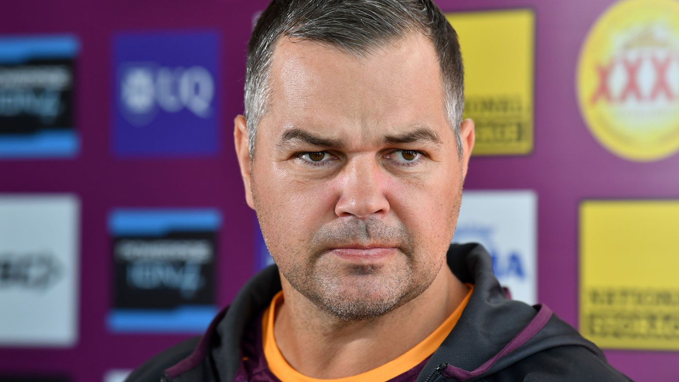 'Don't expect people to be perfect': Anthony Seibold defends Brisbane Broncos culture after off-field incidents