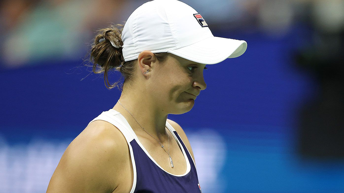 Ash Barty's camp weighing up bailing WTA Finals title defence due to 'ridiculous' playing conditions