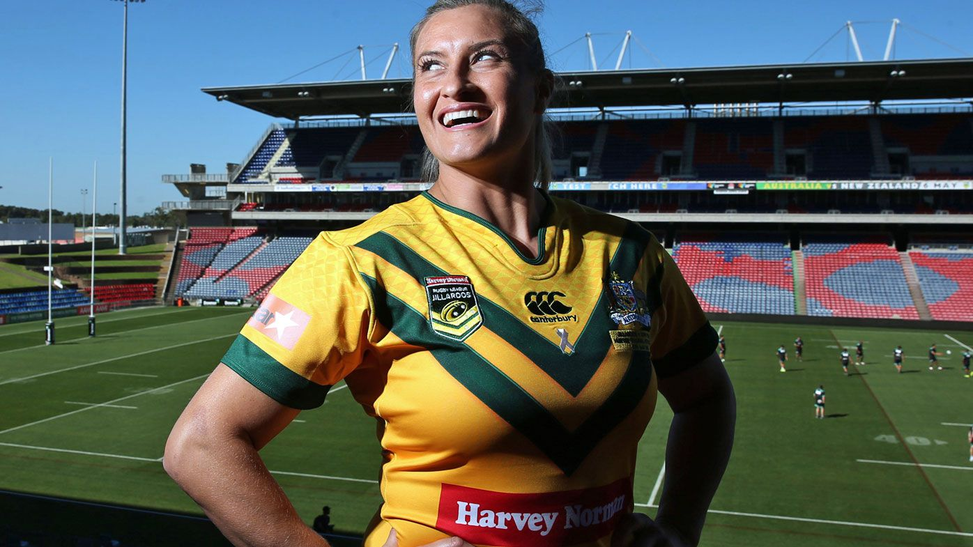 Ruan Sims calls time on historic footy career, reflects on 'strides' made in women's game