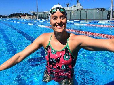 Ellie Cole Paralympics