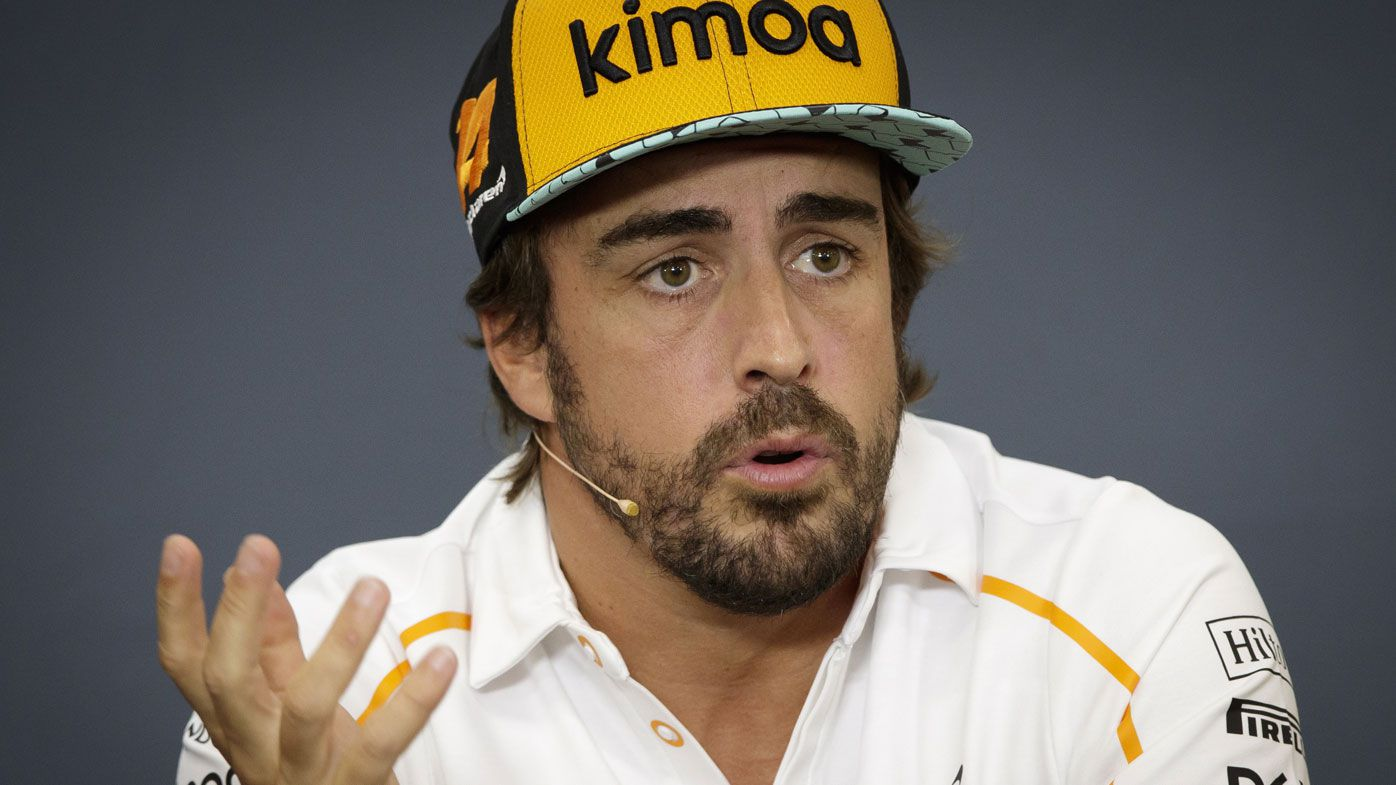 Fernando Alonso rejected offer to be Ricciardo's Red Bull replacement
