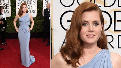 Amy Adams. (AAP)