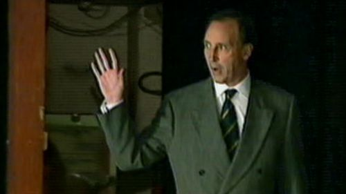 The cabinet papers are from t 1994 and 1995 - the final years of the Keating government.