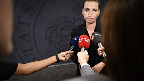 Danish Prime Minister Mette Frederiksen has said that Greenland is not for sale.