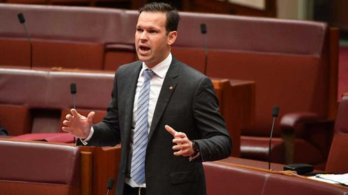 Matt Canavan has also told Liberal colleagues to expect the Nationals to behave as a separate power. (AAP)