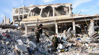 Rebuilding Kobane will cost millions and may take years.