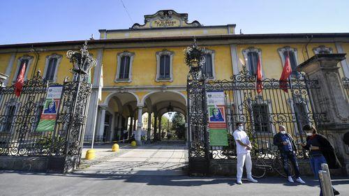 Pio Albergo Trivulzio nursing home