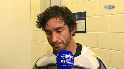 NRL star Johnathan Thurston's touching gesture for Tathra bushfire victims