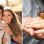 Celebrity engagement rings: Photos