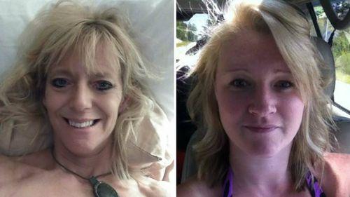 Christine Sullivan and Jenna Pellegrini were found dead last year.