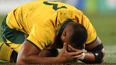 Folau injured as Bledisloe pain continues