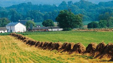 Rural backwater becomes US capital for one day