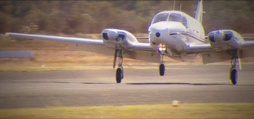 A plane robbery that took place in Brewarrina in 2000 is still under investigation.