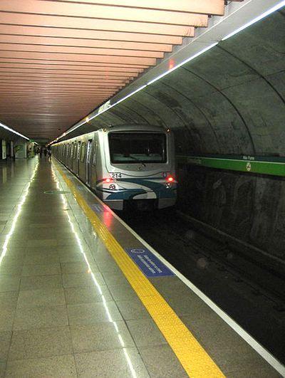 2. São Paulo — Line 11 (Coral)
